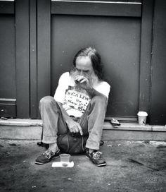 homeless - male - paris