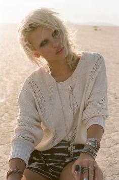 Photo shoot Inspiration--> Anja Konstantinova is a Traveling Girl for Nasty Gals August Lookbook