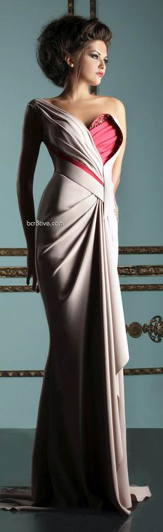 Mireille Dagher Spring Summer 2013 Ready to Wear LOVE it. Of Course Like always with Elegance ,,,,,, Gorgeous !!!