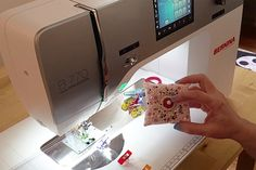"""Have you ever been """"stuck"""" sewing vinyl with your sewing machine? Try these top tips for sewing with vinyl to get the best results."""
