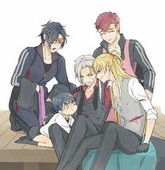 Touken Ranbu, Familia Anime, Anime Child, Art Reference, Fan Art, Manga, Anime Family, Sketches, Cute