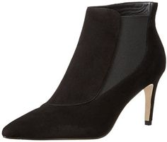 $148, Staly Chelsea Boot by Sigerson Morrison. Sold by Amazon.com. Click for more info: http://lookastic.com/women/shop_items/145830/redirect