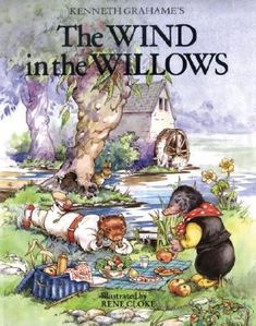 """""""'Beyond the Wild Wood comes the Wide World,' said the Rat. 'And that's something that doesn't matter, either to you or me. I've never been there, and I'm never going, nor you either, if you've got any sense at all.'""""  - Kenneth Grahame, The Wind in the Willows"""