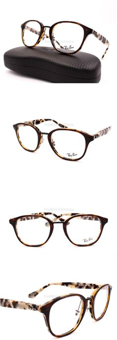 4955c12f73 Eyeglass Frames  Ray-Ban Rb 5355 5676 Eyeglasses Optical Frames Glasses  Tortoise ~ 48Mm