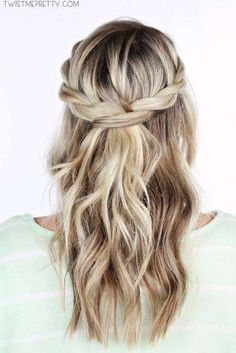 7 Romantic Hairstyles to Try This Fall