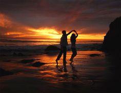 Kumar, Kiran - Dancing at Dusk, Beach -2b