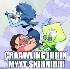Steven Universe: Image Gallery (Sorted by Score) Steven Universe Peridot, Steven Universe Funny, Cartoon Network, Steven Univese, Gravity Falls, Lapidot, Universe Art, It Goes On, So Little Time