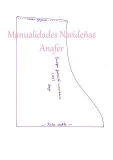 Manualidades Anafer: Moldes Chart, Cilantro, Patterns, Christmas, Bed Skirts, Xmas, Feltro, Tela, Handmade Christmas Decorations