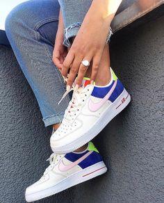 best cheap 6e5b2 a8d99 Nike aire force one Colors