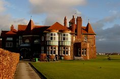 Royal Lytham and St. Anne's in England. Venue for the 2012 Open Championship.  www.celticgolf.com