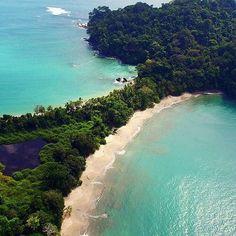 Parque Nacional  Manuel Antonio. Playa Espadilla.  #costarica #Puravida#disfrutacostarica #Enjoycostarica#parquemanuelantonio#doubletap#like#tica#ticos#playaespadilla