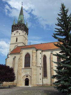 Presov, Slovakia. My second home.
