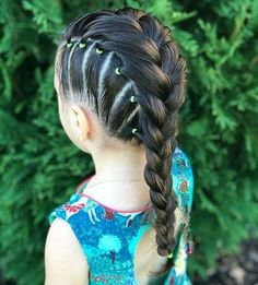 Mohawks Braids For Kids Pictures 46 edgy kids mohawk ideas that they will love Mohawks Braids For Kids. Here is Mohawks Braids For Kids Pictures for you. Mohawks Braids For Kids mohawk hair braids new elegant hairstyles french br. Lil Girl Hairstyles, Pretty Hairstyles, Braided Hairstyles, Quince Hairstyles, Relaxed Hairstyles, Toddler Hairstyles, Elegant Hairstyles, Toddler Hair Dos, Little Girl Hairdos