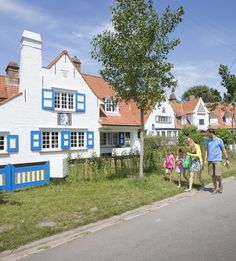 De Concessiewijk van De Haan-Wenduine