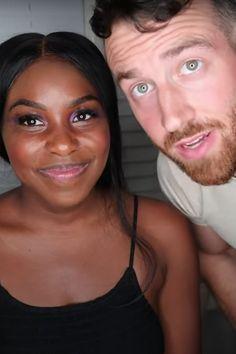 Watch Cameron Hamilton Do Lauren Speed-Hamilton's Makeup Forehead Kisses, Makeup Challenges, How To Apply Eyeliner, Setting Spray, Liquid Foundation, Lip Liner, Liquid Lipstick, Ultra Violet