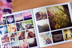 Instagram Album Templates for Photoshop & Indesign | Design Aglow
