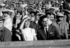 Head to The K on Sunday, May 18 dressed like baseball fans of the past! #DressedtotheNines