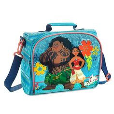 533f620db39 Disney Moana Lunch Tote Blue     You can find out more details at the link  of the image.