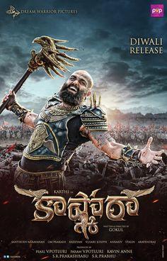 #Kaashmora first look poster .http://telugu.pics25.com/kaashmora-first-look-poster-released/