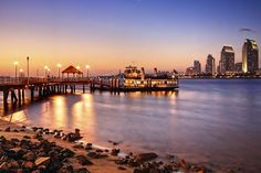 Good list of five things to do in San Diego.