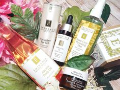 Eminence Organic Skincare Review! I'm OBSESSED with this line!