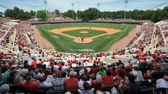 Oxford, MS - Ole Miss Baseball games all spring and summer