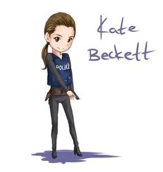 #badassBeckett cartoon style
