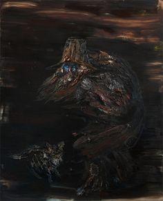 Allison Schulnik - Night Wind