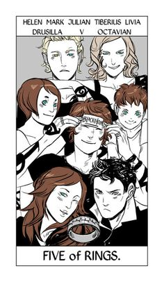Final Shadowhunter Tarot Cards: Featuring THE DARK ARTIFICES Characters
