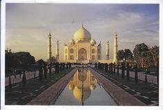 postcard india - Cerca con Google