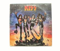 Check out this item in my Etsy shop https://www.etsy.com/listing/456535110/kiss-destroyer-vinyl-album
