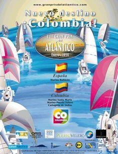 Gran Prix del Atlántico España-Caribe 2014.