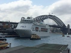 P&O Pacific Pearl departing Sydney on 30 Sept 2016 - image 20