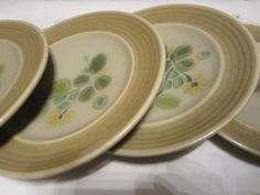 Vintage Pottery Earthenware Stoneware by findcollectables on Etsy