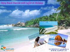 Lets ENJOY this winter at Exotic Beaches. For more information regarding packages contact us at info@saffar.in / +91-191-2439121