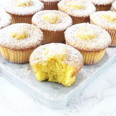 Citronmuffins – Lindas Bakskola Muffin Recipes, Baking Recipes, Cake Recipes, Dessert Recipes, Desserts, Christmas Food Treats, Christmas Baking, Swedish Recipes, Sweet Recipes
