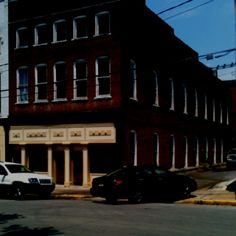 Gerard Building, Bowling Green, KY. Built between 1901 and 1909. Great building.