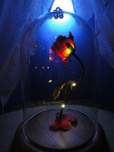 Enchanted Rose Disney Fairy Tale