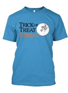 Halloween - Trick or treat Street