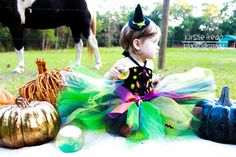 Fancy Little Witch by SugarMagnoliaTutu on Etsy, $40.00