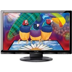 "Viewsonic 27"" HD Monitor, have this and love it! Really reduces eye strain. $539.76"