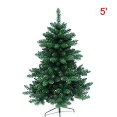 Coismo Artificial Pine Christmas Tree with Solid Metal Le... https://www.amazon.com/dp/B01M6UJ3Y2/ref=cm_sw_r_pi_dp_x_pUyqybJFSE7F5