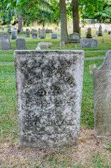 George - with over 2 mil views - THANKS posted a photo:  The Stone family have two of the oldest graves in the cemetery. http://ift.tt/29a1ODU      Elizabeth Stone first wife of Orringh Stone and her seven month old son Allen have graves that date back to 1814 amongst the earliest transferred to the cemetery after its opening. stone reads: Orringh Stone died April 2nd 1838 age 73 years     Orringh Stone built a log cabin and tavern where the Stone-Tolan house is today in ca.1792 opposite the…
