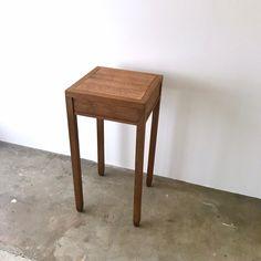 ディスプレイ台 /古道具 | ju-gu Decor, Side Table, Table, Furniture, Home Decor