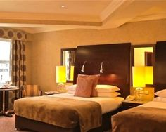 The Leading Hotels of the World offers one-of-a-kind luxury hotel experiences all over the world. Find a 5 star hotel today. Leading Hotels, Park Hotel, 5 Star Hotels, Luxury Travel, Kitchen Ideas, Ireland, Bed, Room, Furniture