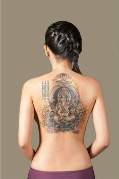 Queen Tattoo 10