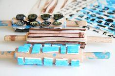 DIY Stamps for Children