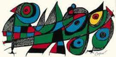 Artist:Joan Míro.  Title:Unknown.  Date:  Culture:Spain.