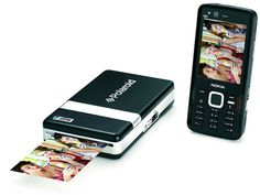 Print photos from your cell phone with Poloroid PoGo Printer