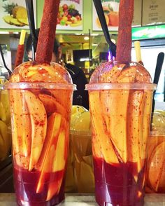 """Los Angeles Eateries on Instagram: """"#Mango with #Chili. Would this be considered a #Mangonada?"""""""